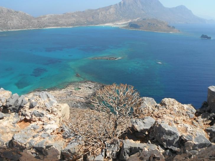 Grambousa island