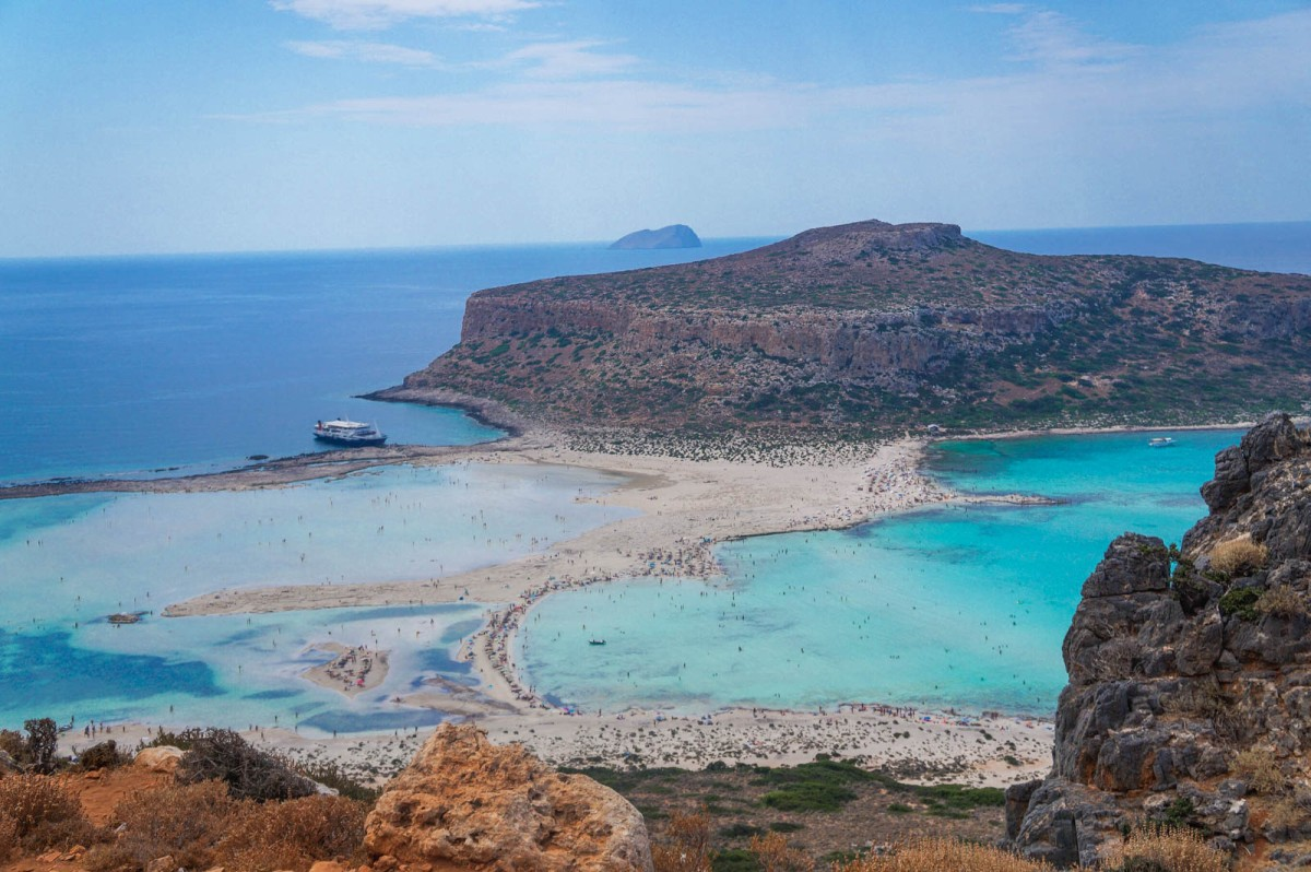 My favorite Greek beach is one of the 20 best beaches in the world