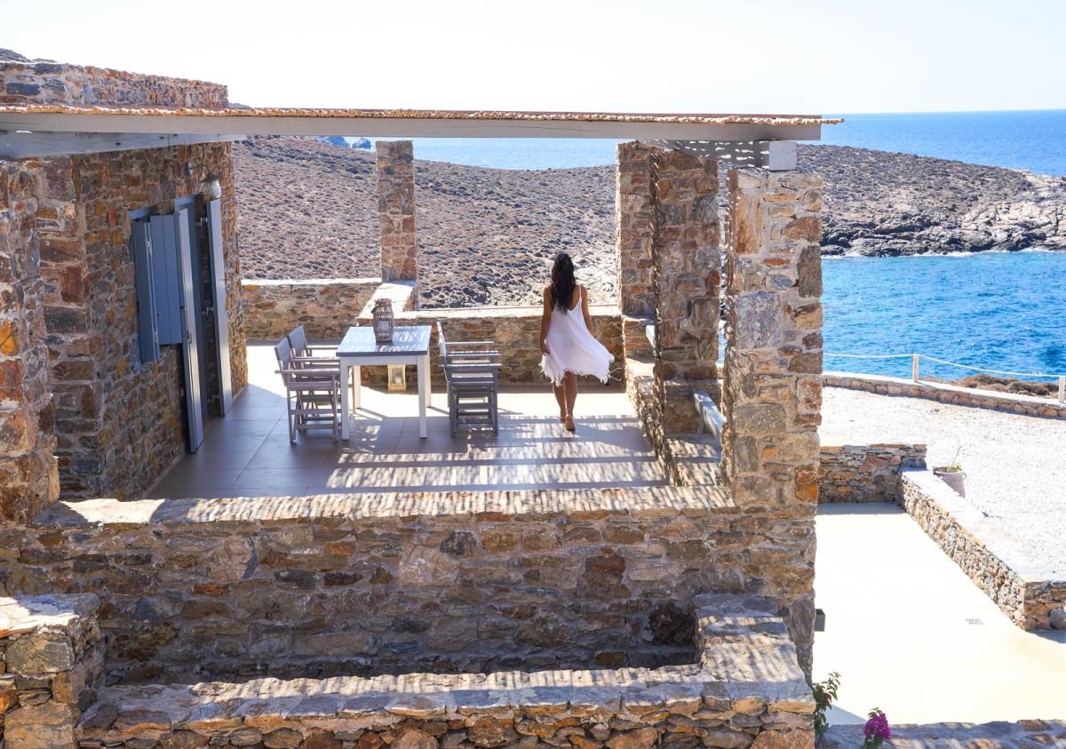 Cape Suites: Το καταφυγιο μου στην Κυθνο