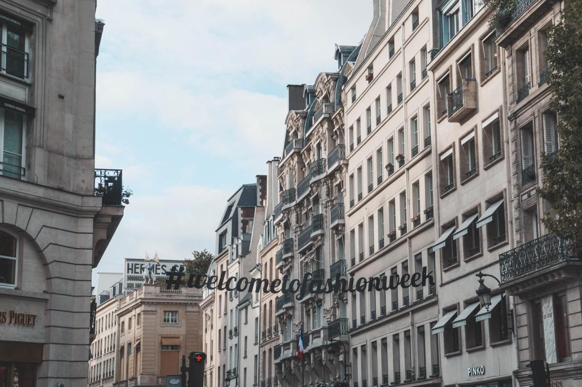 Paris Fashion Week SS18 και τι σημαινει για μενα