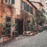 Ενα boutique hotel πισω απο την Piazza Navona