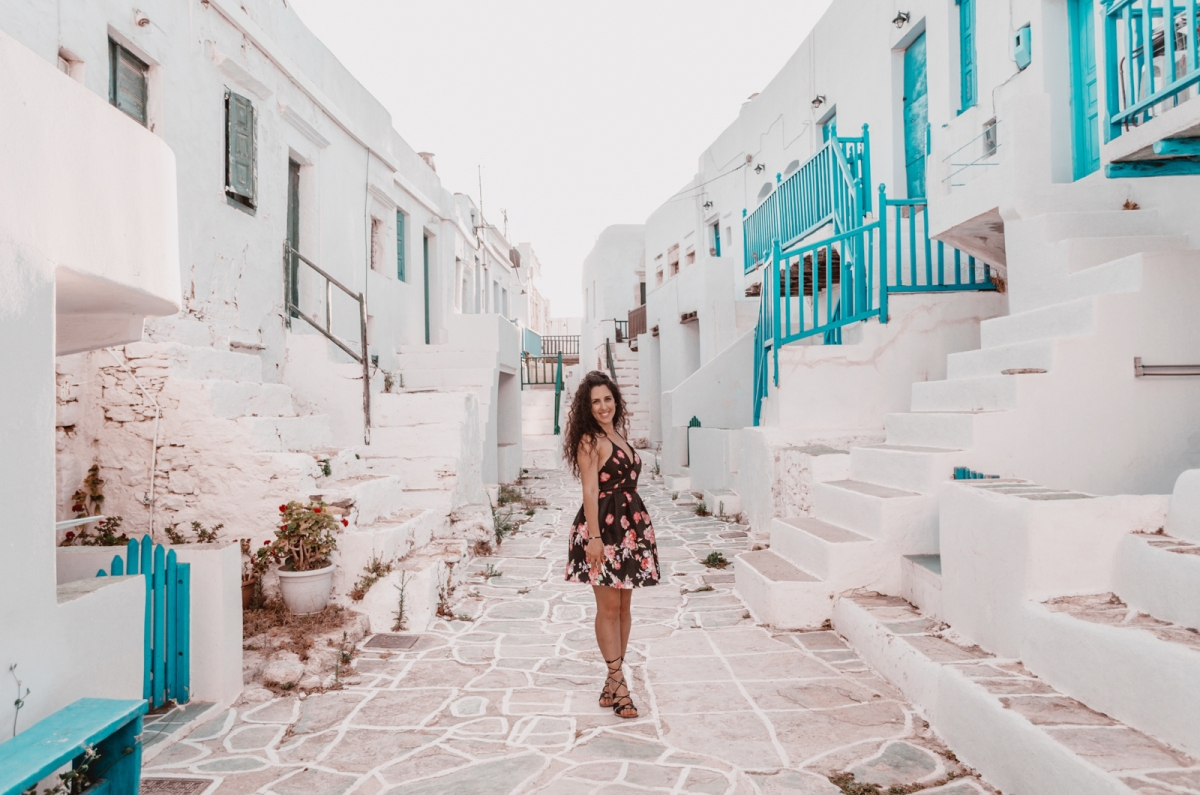 Island Hopping: First stop Folegandros