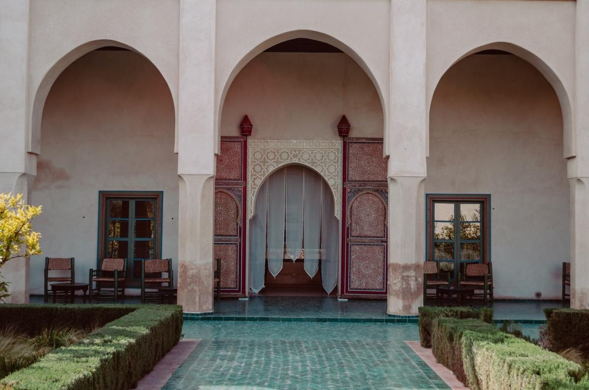Μια βδομαδα στο Μαρακες